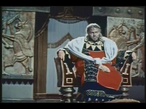 DAVID AND GOLIATH (1960) CLASSIC MOVIE CLIP