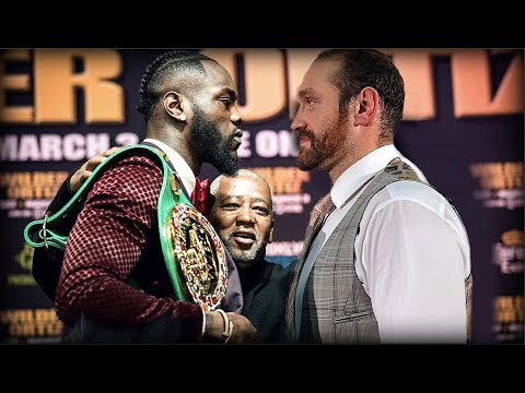 Wilder Vs. Fury - BEEF IN THE HEAVYWEIGHT DIVISION (2018)