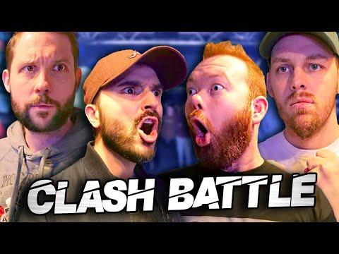 Battle de Rap entre Youtubeurs