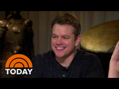 Matt Damon: I Insisted Casey Affleck Take 'Manchester By The Sea' Role | TODAY