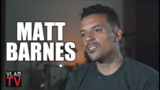 Matt Barnes on Being Harassed by Cop, Threatening to Slap Cop During Arrest (Part 10)