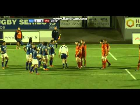 Canada v Samoa International Rugby FULL MATCH 2014 Stade de la Rabine