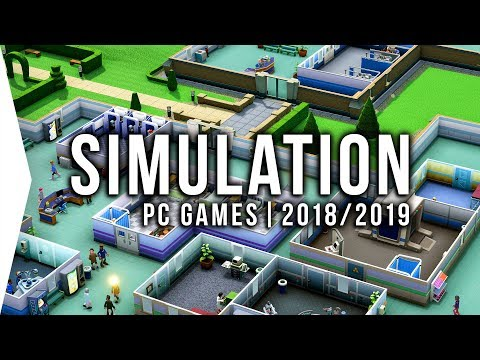 30 Upcoming PC Simulation Games in 2018 & 2019 ► Management,