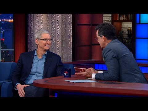 Tim Cook On Speaking Up For Equality
