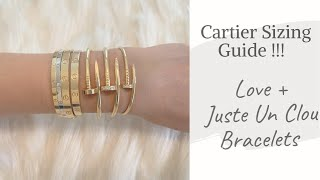 Cartier Sizi…