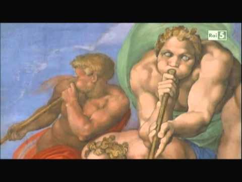 Prof.Antonio Paolucci- Michelangelo e la Cappella Paolina