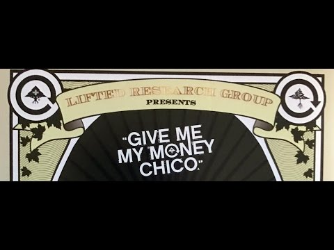 LRG Skateboard video Give Me My Money Chico 2010