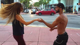 Salsa Dancing Miami Beach