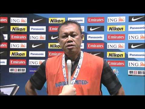 Interview: Newin Chidchob, Club President - Buriram United