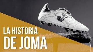 La historia de Joma - El color en el fútbol