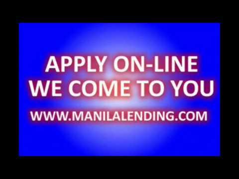 Cash Loans Manila Lending
