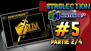 Retrolection Nintendo 64 #05 - The Legend Of Zelda Ocarina Of Time (2/4)