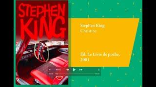 """""""Christine"""" de Stephen King par Charles"""