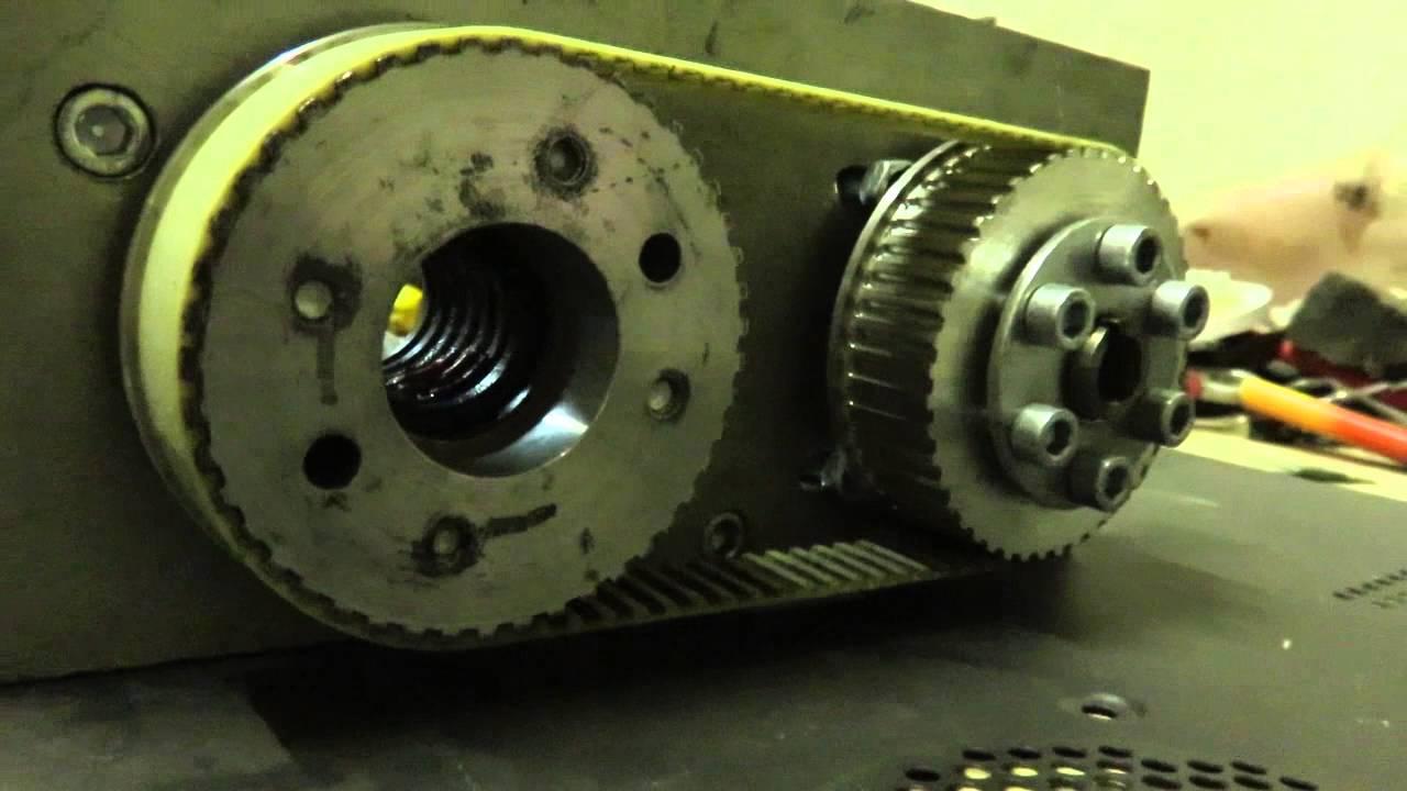 схема подключения 4а со встроенным тормозом