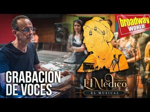 EL MÉDICO - Grabación de voces para el disco