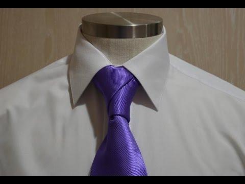 Como hacer nudo de corbata espa ol perfecto paso a paso for Nudo de corbata windsor