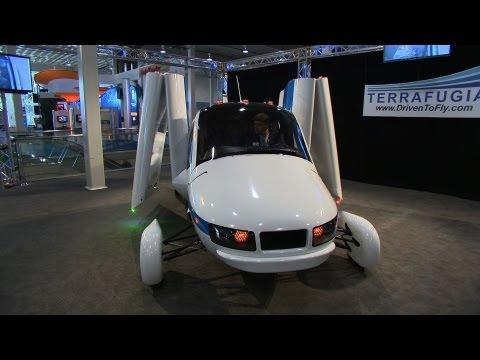 NY Auto Show: Terrafugia Transition | Consumer Reports