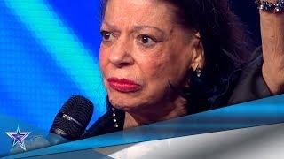 Esta CUBANA demuestra que es EL HURACÁN del CARIBE | Audiciones 8 | Got Talent España 5 (2019)