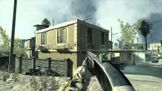"CoD Modern Warfare Playthrough Mission: ""Charlie Don"