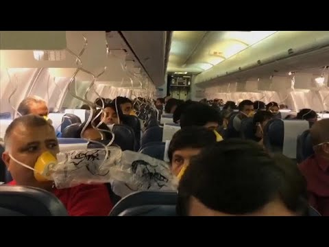 شاهد: أنوف مسافرين تنزف دما بسبب اختلال الضغط الجوي على متن طائرة هندية…  - نشر قبل 4 ساعة