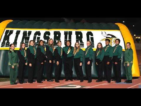 2016 2017 Kingsburg High School Band Movie