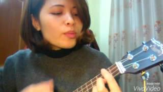 Mơ [vũ cát tường] ukulele cover-demo