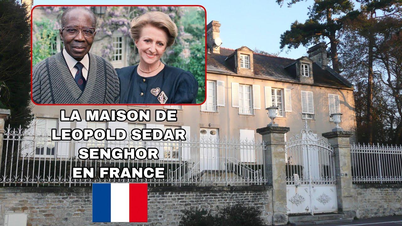 La Maison De Leopold Sedar Senghor En France Qu Est Ce Qu Elle Est Devenue Youtube