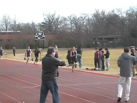 Rice Relays Boys 800 meters March 27,2015