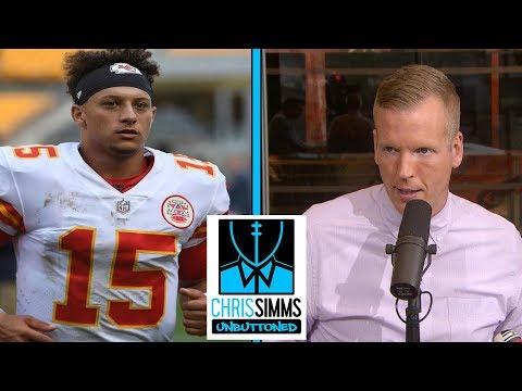 Divisional Round Game Review: Texans vs. Chiefs   Chris Simms Unbuttoned   NBC Sports