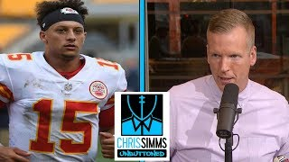 Divisional Round Game Review: Texans vs. Chiefs | Chris Simms Unbuttoned | NBC Sports