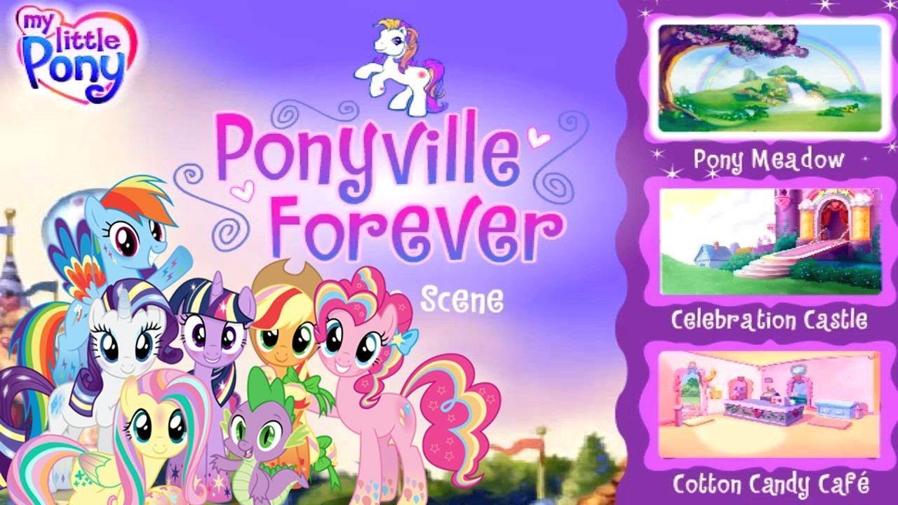 My Little Pony Spiele Online