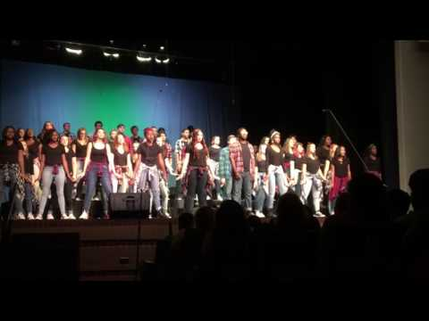 Uptown Funk - Collins Hill High School Chorus