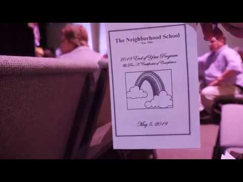 "Gracie - ""The Neighborhood School"" Graduation"