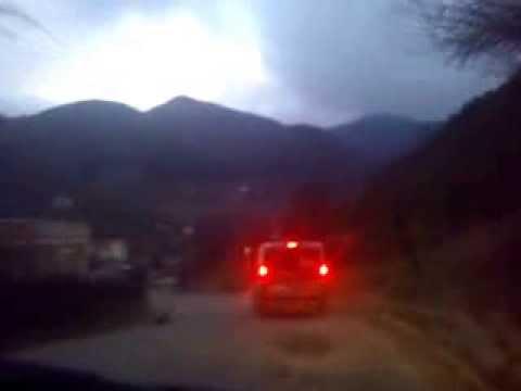 Mountain Road (Muntii Buzau - Romania)