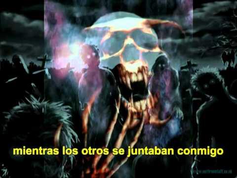 DANCE OF DEATH - IRON MAIDEN (SUBTITULADO)
