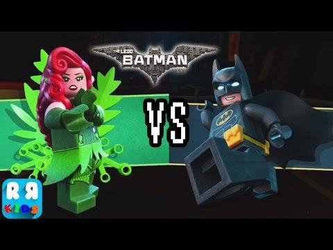 The LEGO Batman Movie Game - Part 5 Batman VS Poison Ivy