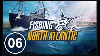 Fishing North Atlantic 06 Новый корабль Ловим сетью