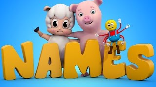learn animals | kids education | animal rhymes by farmees