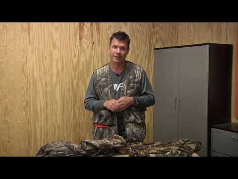 Turkey Hunting: Camo Clothing