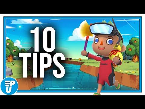 Tien Beste Tips voor Animal Crossing: New Horizons