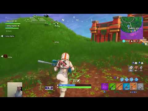 LIVE!Playing With SCUF#Fortnite Streamer Arena Duos#Like Goal 50#PS4 PRO#2K Giveaway