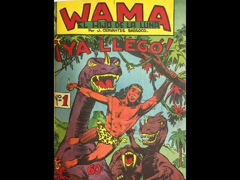 Imitadores de Tarzan en el Comic mexicano (WAMA TAWA ARANDU)