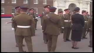 My Passing out Parade 1992!