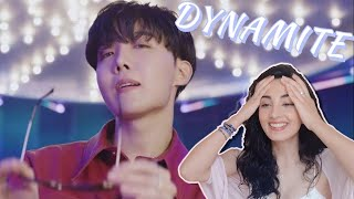BTS (방탄소년단) 'Dynamite' Official MV REACTION