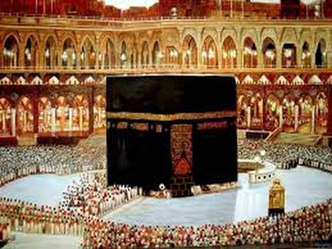 why khana kaba in the center of the world