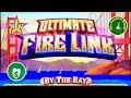 ⭐️ New  😄 Ultimate Fire Link By the Bay slot machine, bonus