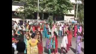Shree Akhandanand Sagarji Maharaj Tithi Part 2 - Shobha Yatra (12 May, 2011)