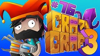 THE FINALE!! [#76] | Minecraft Crazy Craft 3.0 w/ DanTDM, ThnxCya