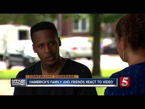 Friends, Family Want Justice For Daniel Hambrick