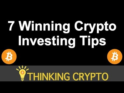 7 Winning Crypto Investment Tips - Cryptocurrency Investing Advice
